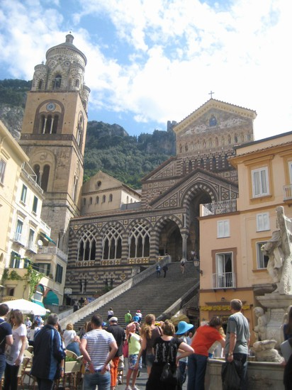 Photo duomo di amalfi amalfi in Amalfi - Pictures and Images of Amalfi