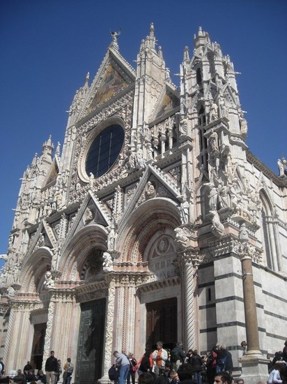 Photo chiesa santa maria siena siena in Siena - Pictures and Images of Siena 