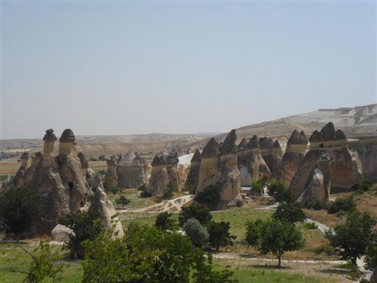 Photo camini delle fate cappadocia in Cappadocia - Pictures and Images of Cappadocia - 550x413  - Author: Ludovico, photo 13 of 35