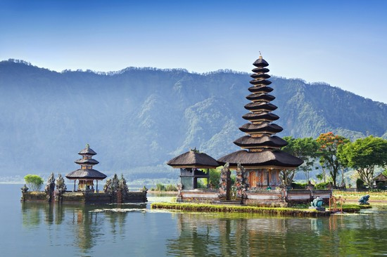 Photo Bali view in Bali - Pictures and Images of Bali - 550x366  - Author: Editorial Staff, photo 17 of 93