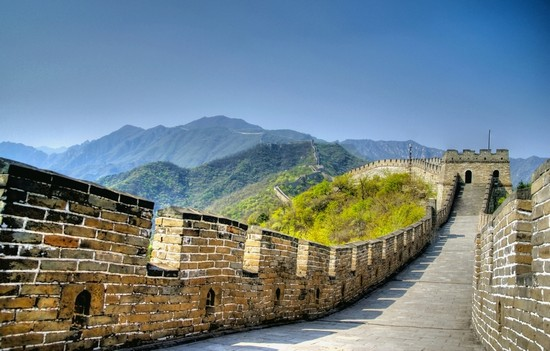 Photo Great Wall of China in Beijing - Pictures and Images of Beijing - 550x351  - Author: Editorial Staff, photo 18 of 144