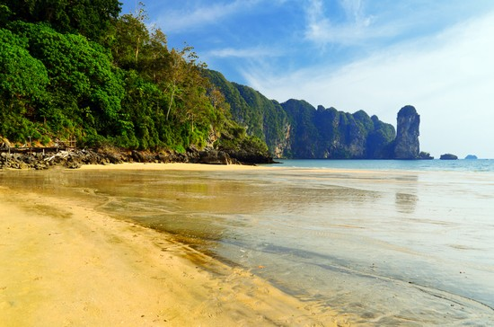Photo The Beach in Krabi - Pictures and Images of Krabi - 550x364  - Author: Editorial Staff, photo 10 of 25