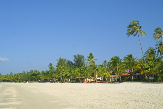Photo Beach in Langkawi in Langkawi - Pictures and Images of Langkawi - 550x366  - Author: Editorial Staff, photo 14 of 14