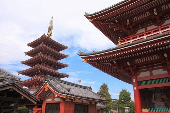 Photo Tokyo Temples in Tokyo - Pictures and Images of Tokyo - 550x366  - Author: Editorial Staff, photo 16 of 161