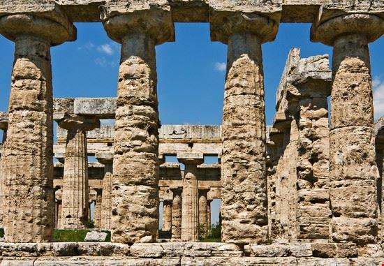 Colonnato del Tempio di Era