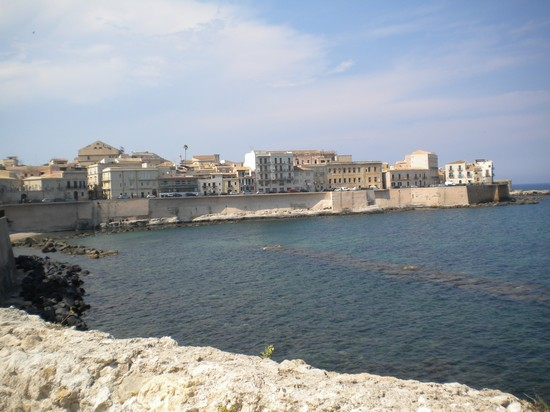 Photo Ortigia in Siracusa - Pictures and Images of Siracusa