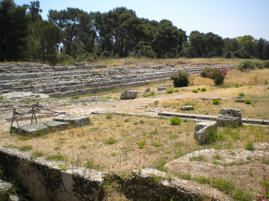 Photo Parco Archeologico della Neapolis in Siracusa - Pictures and Images of Siracusa