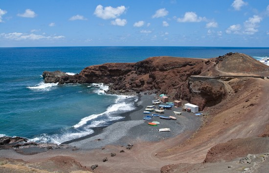 Photo Mare in Lanzarote - Pictures and Images of Lanzarote