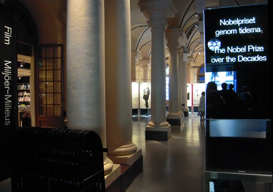 Photo stoccolma museo nobel in Stockholm - Pictures and Images of Stockholm - 550x386  - Author: Federica, photo 2 of 241