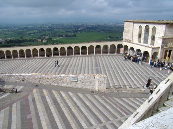 Photo assisi assisi in Assisi - Pictures and Images of Assisi - 550x412  - Author: Simonetta, photo 55 of 174