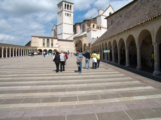 Photo assisi assisi in Assisi - Pictures and Images of Assisi - 550x412  - Author: Simonetta, photo 61 of 159