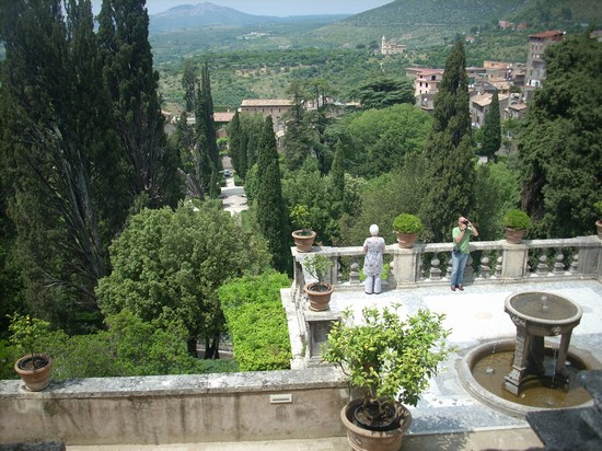 Photo villa d este tivoli in Tivoli - Pictures and Images of Tivoli - 550x412  - Author: Barbara, photo 40 of 84