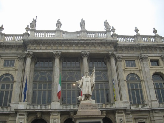 Photo palazzo madama torino in Turin - Pictures and Images of Turin - 550x412  - Author: Barbara, photo 71 of 261