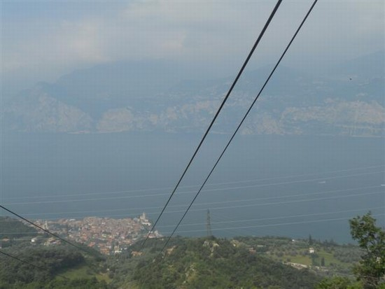 Photo visione del Lago in Malcesine - Pictures and Images of Malcesine