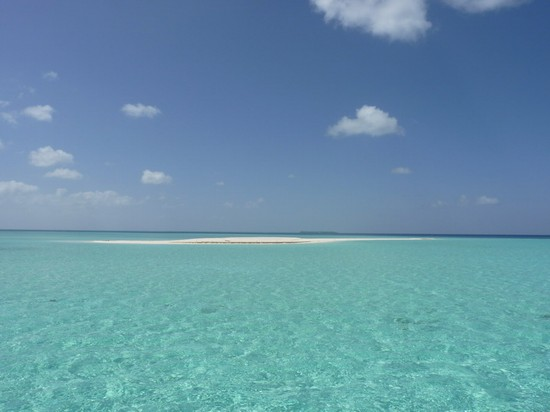 Photo Lingua di sabbia in Ari Atoll - Pictures and Images of Ari Atoll