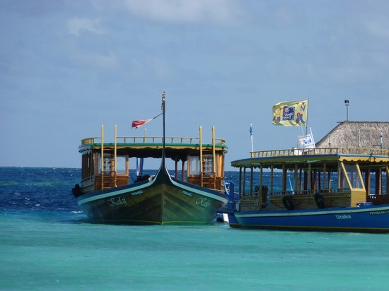 Photo Dhoni in Ari Atoll - Pictures and Images of Ari Atoll