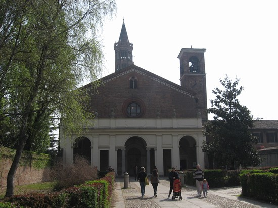 Photo abbazia di chiaravalle milano in Milan - Pictures and Images of Milan