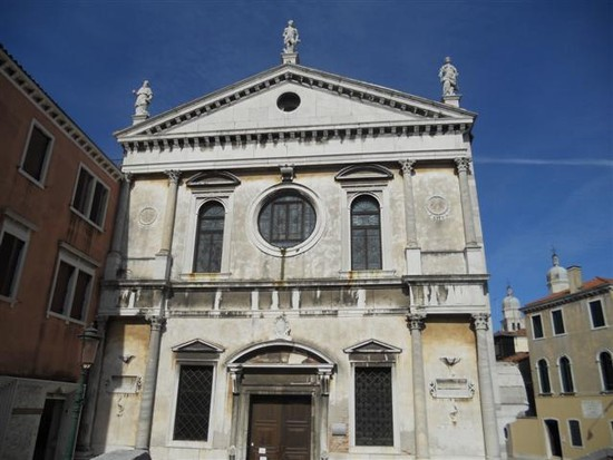 Photo chiesa di san sebastiano venezia in Venice - Pictures and Images of Venice