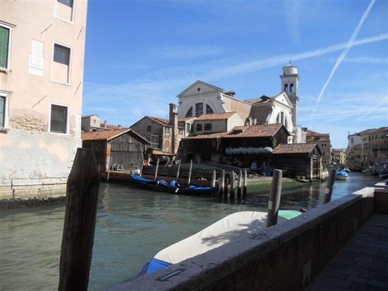 Photo chiesa dei santi gervaso e protasio venezia in Venice - Pictures and Images of Venice - 550x413  - Author: Ludovico, photo 391 of 720