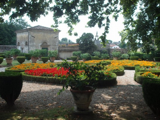 Photo Villa Torrigiani in Lucca - Pictures and Images of Lucca