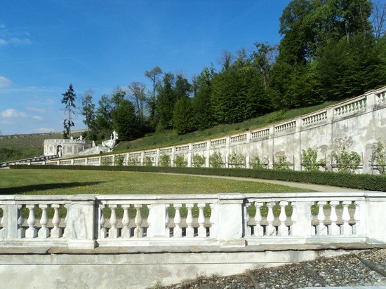 Photo giardino di Villa della Regina in Turin - Pictures and Images of Turin