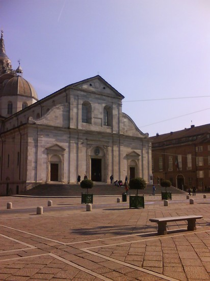 Photo il Duomo in Turin - Pictures and Images of Turin