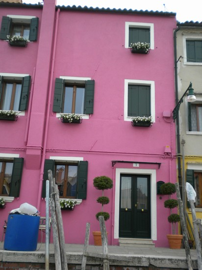 Photo burano venezia in Venice - Pictures and Images of Venice - 412x550  - Author: Daniela, photo 419 of 757