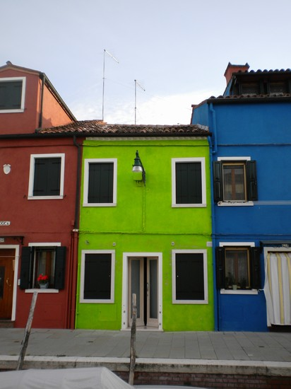 Photo burano venezia in Venice - Pictures and Images of Venice - 412x550  - Author: Daniela, photo 425 of 720