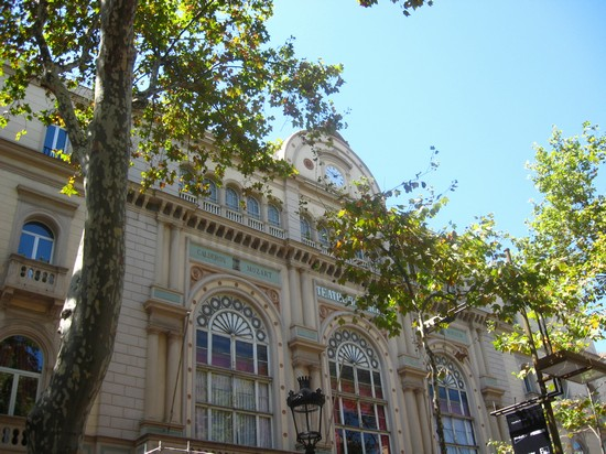 Photo grand teatre del liceu barcellona in Barcelona - Pictures and Images of Barcelona