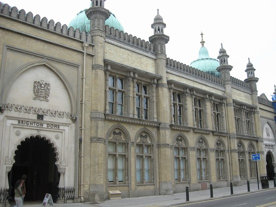 Photo brighton dome brighton in Brighton - Pictures and Images of Brighton - 550x412  - Author: Barbara, photo 20 of 20
