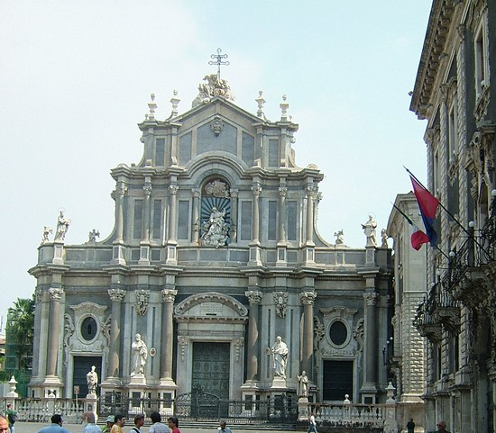 Foto Duomo a Catania