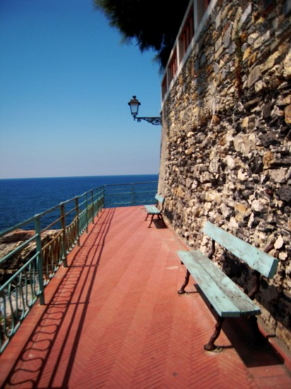Photo La passeggiata di Nervi in Genoa - Pictures and Images of Genoa