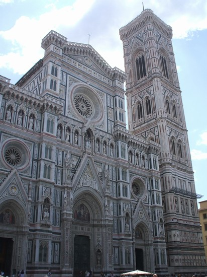 Photo Basilica di Santa Maria del Fiore in Florence - Pictures and Images of Florence