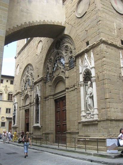 Photo orsanmichele firenze in Florence - Pictures and Images of Florence