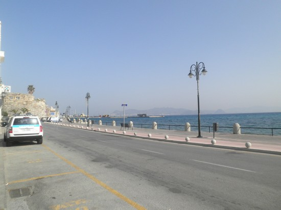 Photo il suo lungomare in Kos - Pictures and Images of Kos