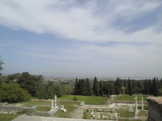 Photo asklepieion kos in Kos - Pictures and Images of Kos - 550x412  - Author: Laura, photo 15 of 28