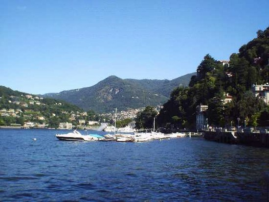 Photo lago di como como in Como - Pictures and Images of Como 