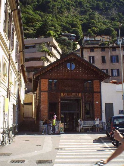 Photo funicolare como-brunate como in Como - Pictures and Images of Como 