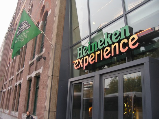 Photo heineken experience amsterdam in Amsterdam - Pictures and Images of Amsterdam - 550x412  - Author: Editorial Staff, photo 161 of 302