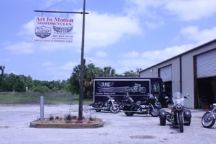 Photo Art In Motion LLC Custom Motorcycle Shop in Kissimmee - Pictures and Images of Kissimmee - 314x209  - Author: Christi, photo 1 of 13