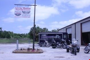 Art In Motion LLC Custom Motorcycle Shop