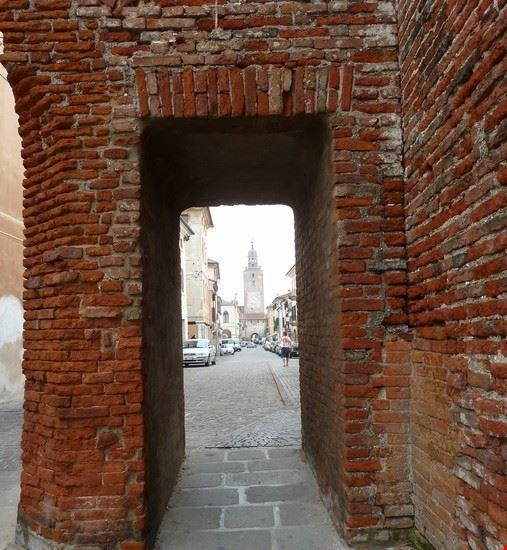 Porta Borgo Vicenza