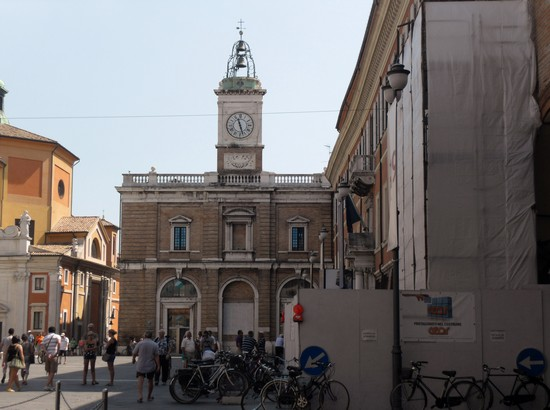 Foto Centro storico a Ravenna - 550x410  - Autore: CARLA, foto 35 di 170