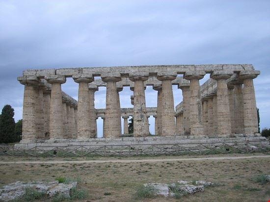 Scavi di Paestum
