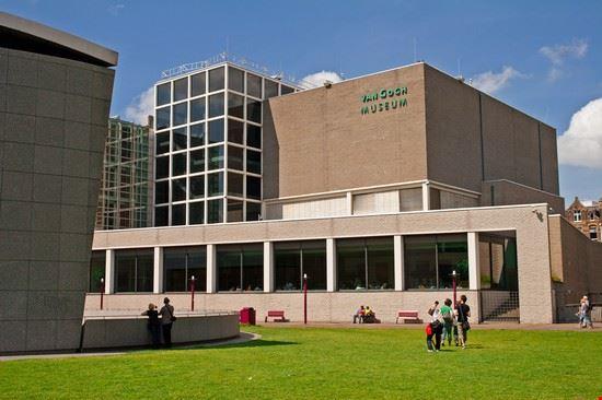 61637 van gogh museum amsterdam