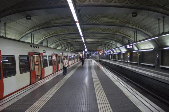 Foto Metropolitana a Barcellona - 550x366  - Autore: Redazione, foto 448 di 626