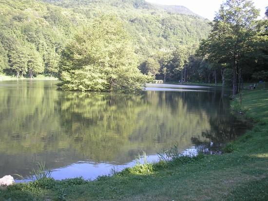 Foto lago 12 a bagno di romagna 550x412 autore - Lago pontini bagno di romagna ...