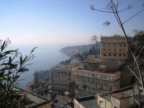 Foto panorama da Via Posillipo a Napoli - 550x412  - Autore: Libero, foto 179 di 300