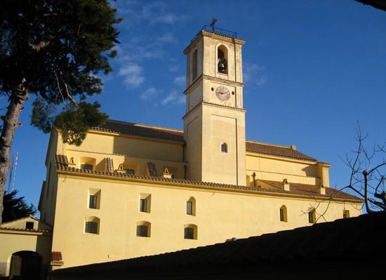 Foto Eremo dei Camaldoli a Napoli - 550x399  - Autore: Libero, foto 240 di 300