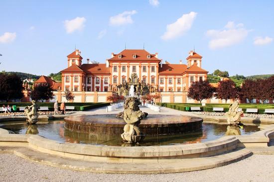 Foto Schloss Troja a Praga - 550x366  - Autore: Redazione, foto 389 di 606
